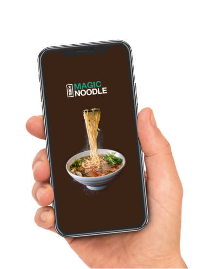 magic noodle app